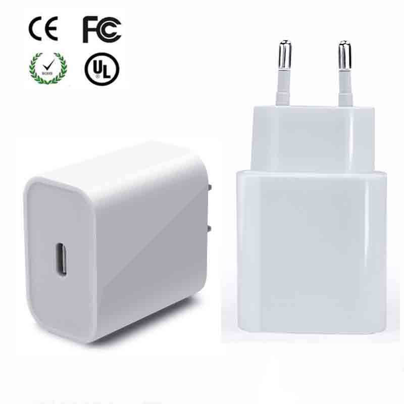 UL CE 18W PD Charger Adapter